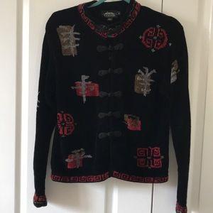 Icelandic Design Knit Sweater